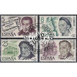 1963 - España Ed# 1509/1511 Yv# 1172/1174 ** MNH Nuevo sin Señal de Charnela Perfecto Estado. Día del Sello