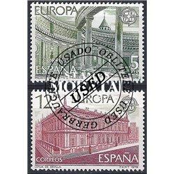 1963 - España Ed# 1526/1533 Yv# 1195/1202 ** MNH Nuevo sin Señal de Charnela Perfecto Estado. Forjadores IV