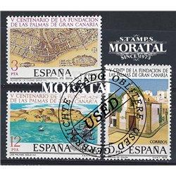 1963 - España Ed# 1536/1539 Yv# 1206/1207-A294/295 ** MNH Nuevo sin Señal de Charnela Perfecto Estado. Personajes