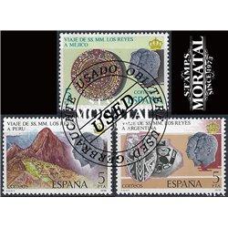 1964 - España Ed# 1615/1616 Yv# 1284/1285 ** MNH Nuevo sin Señal de Charnela Perfecto Estado. Alcazar