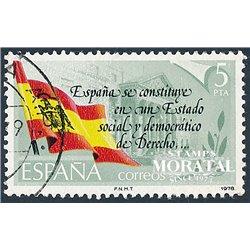 1965 - España Ed# 1653/1656 Yv# 1302/1305 ** MNH Nuevo sin Señal de Charnela Perfecto Estado. Personajes
