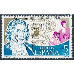1965 - España Ed# 1670 Yv# 1325 ** MNH Nuevo sin Señal de Charnela Perfecto Estado. U.I.T.