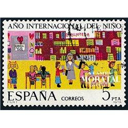 1965 - España Ed# 1677 Yv# 1337 ** MNH Nuevo sin Señal de Charnela Perfecto Estado. C.O.I.