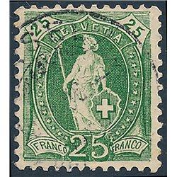 1965 - Suiza Ed 753/754 ** MNH Perfecto Estado. Alpes. 100º Ascensión Cervin (Edifil)