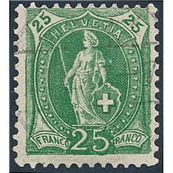 1965 - Suiza Ed 753/754 © Usado, Buen Estado. Alpes. 100º Ascensión Cervin (Edifil)