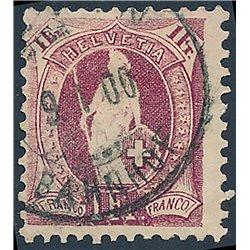 1965 - Suiza Ed 759/763 © Usado, Buen Estado. Pro Juventud 65 (Edifil)