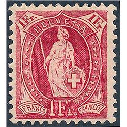 1966 - Suiza Ed 764/765 ** MNH Perfecto Estado. Serie Corriente (Edifil)