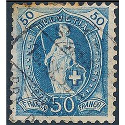 1966 - Suiza Ed 766/768 © Usado, Buen Estado. Propaganda (Edifil)