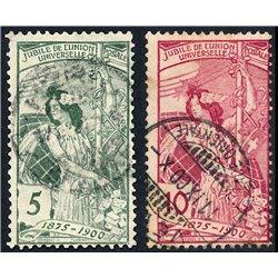 1968 - Suiza Ed 803/805 ** MNH Perfecto Estado. Propaganda (Edifil)