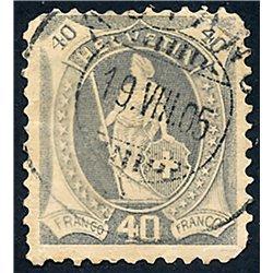 1968 - Suiza Ed 806 ** MNH Perfecto Estado. Europa 68 (Edifil)