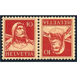 1968 - Suiza Ed 815/823 ** MNH Perfecto Estado. Serie Corriente (Edifil)