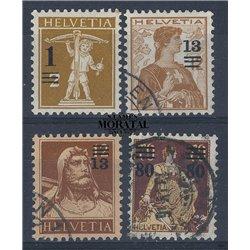 1969 - Suiza Ed 832/833 ** MNH Perfecto Estado. Europa 69 (Edifil)