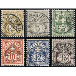 1970 - Suiza Ed 855/856 ** MNH Perfecto Estado. Europa 70 (Edifil)