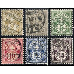 1970 - Suiza Ed 857/860 ** MNH Perfecto Estado. Pro Patria 70 (Edifil)