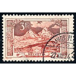 1971 - Suiza Ed 885 © Usado, Buen Estado. 50 Aniv. Radio Suiza (Edifil)