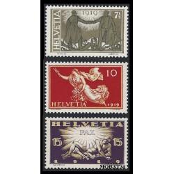 1971 - Suiza Ed 891/894 ** MNH Perfecto Estado. Pro Juventud 71 (Edifil)