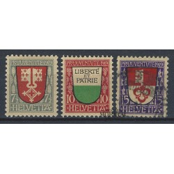 1972 - Suiza Ed 899/900 ** MNH Perfecto Estado. Europa 72 (Edifil)