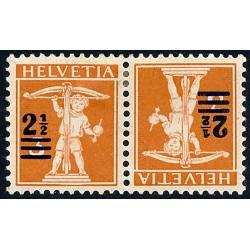 1972 - Suiza Ed 909/913 ** MNH Perfecto Estado. Celebridades (Edifil)