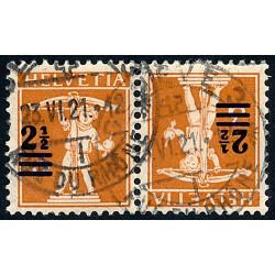 1972 - Suiza Ed 909/913 © Usado, Buen Estado. Celebridades (Edifil)