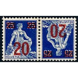 1972 - Suiza Ed 914/917 © Usado, Buen Estado. Pro Juventud 72 (Edifil)