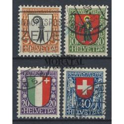 1973 - Suiza Ed 932 © Usado, Buen Estado. Al servicio de la infancia (Edifil)