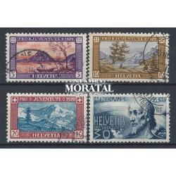 1974 - Suiza Ed 961/964 ** MNH Perfecto Estado. Pro Patria 74 (Edifil)