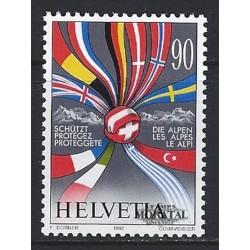 2001 - Suiza Ed 1682 ** MNH Perfecto Estado. Europa 01. El agua (Edifil)