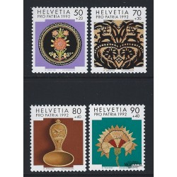 2001 - Suiza Ed 1683 ** MNH Perfecto Estado. Reapertura Museo Vela (Edifil)