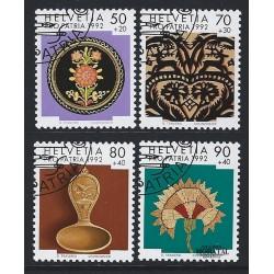 2001 - Suiza Ed 1683 © Usado, Buen Estado. Reapertura Museo Vela (Edifil)
