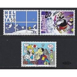 """2001 - Suiza Ed 1684 ** MNH Perfecto Estado. """"Choco Suisse"""" (Edifil)"""