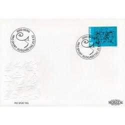 2001 - Suiza Ed 1686 ** MNH Perfecto Estado. Bola con nieve. San Bernardo (Edifil)