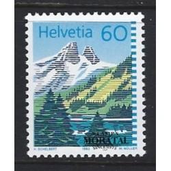 2001 - Suiza Ed 1696 ** MNH Perfecto Estado. Pintor Arnold Böcklin (Edifil)