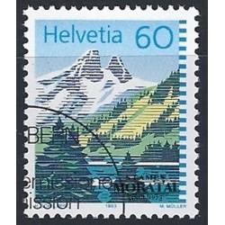 2001 - Suiza Ed 1696 © Usado, Buen Estado. Pintor Arnold Böcklin (Edifil)