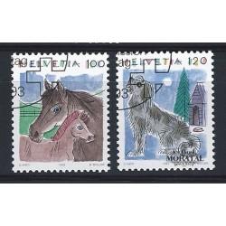 2001 - Suiza Ed 1701 ** MNH Perfecto Estado. Navidad 01 (Edifil)