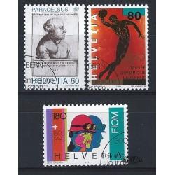 2001 - Suiza Ed 1702 ** MNH Perfecto Estado. Día del sello 01 (Edifil)