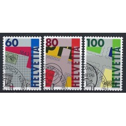 2002 - Suiza Ed 1703/1706 ** MNH Perfecto Estado. Ferrocarriles Federales (Edifil)