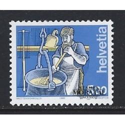 2002 - Suiza Ed 1710/1713 ** MNH Perfecto Estado. Expo 02 (Edifil)