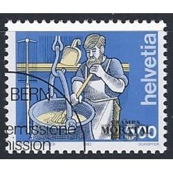 2002 - Suiza Ed 1710/1713 © Usado, Buen Estado. Expo 02 (Edifil)