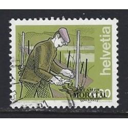 2002 - Suiza Ed 1726 ** MNH Perfecto Estado. Imprenta de sellos Correos (Edifil)