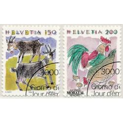 2002 - Suiza Ed 1740 ** MNH Perfecto Estado. Adhesión de Suiza a ONU (Edifil)