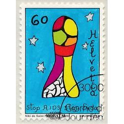 2002 - Suiza Ed 1742 ** MNH Perfecto Estado. Día sello 02. Martín pescador (Edifil)