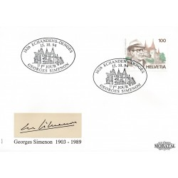 2002 - Suiza Ed 1742 © Usado, Buen Estado. Día sello 02. Martín pescador (Edifil)
