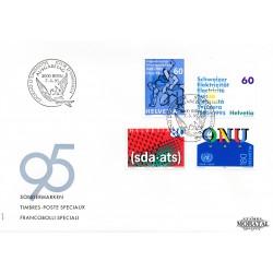 2003 - Suiza Ed 1745/1751 © Usado, Buen Estado. Serie Corriente. Plantas medicinales (Edifil)