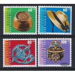 2003 - Suiza Ed 1752 © Usado, Buen Estado. Año Internacional Agua (Edifil)