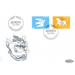 2003 - Suiza Ed 1753 © Usado, Buen Estado. UCBA. Cent. Unión Suiza Ciegos (Edifil)