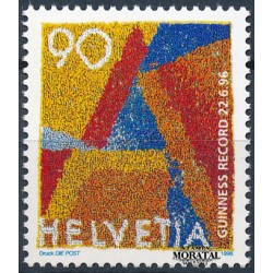 2003 - Suiza Ed 1784 © Usado, Buen Estado. Día del sello 03 (Edifil)
