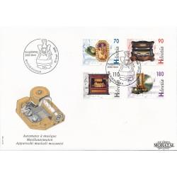 2003 - Suiza Ed 1786/1788 ** MNH Perfecto Estado. Serie Corriente. Diseño Suizo (Edifil)