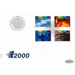 2004 - Suiza Ed 1804/1807 ** MNH Perfecto Estado. Pro Patria 04. Construcciones (Edifil)