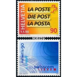 2004 - Suiza Ed 1809 ** MNH Perfecto Estado. Serie Corriente. Diseño Suizo. Silla (Edifil)