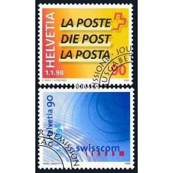 2004 - Suiza Ed 1809 © Usado, Buen Estado. Serie Corriente. Diseño Suizo. Silla (Edifil)
